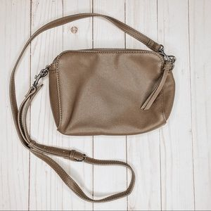Old Navy | Taupe Crossbody